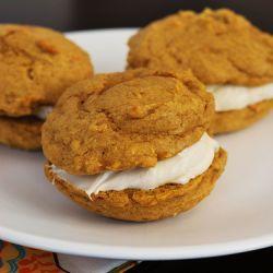 Pumpkin recipes (pasta, whoopie pies, cakes, lasagna, cookies)