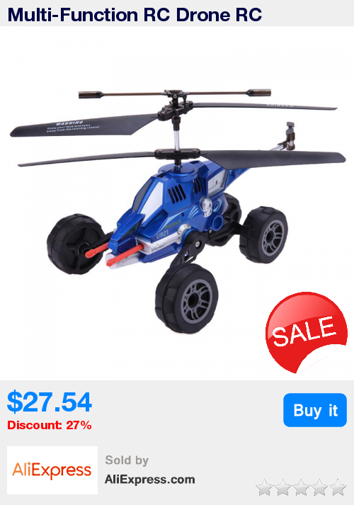 Multi-Function RC Drone RC Helicopter Quadcopter 3 5CH