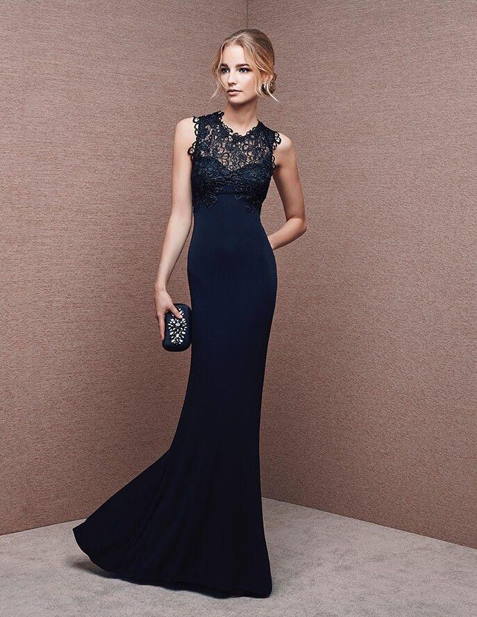 new product 6138b 7a8fd Vestito nero da cerimonia | vestiti per matrimoni | Abito ...