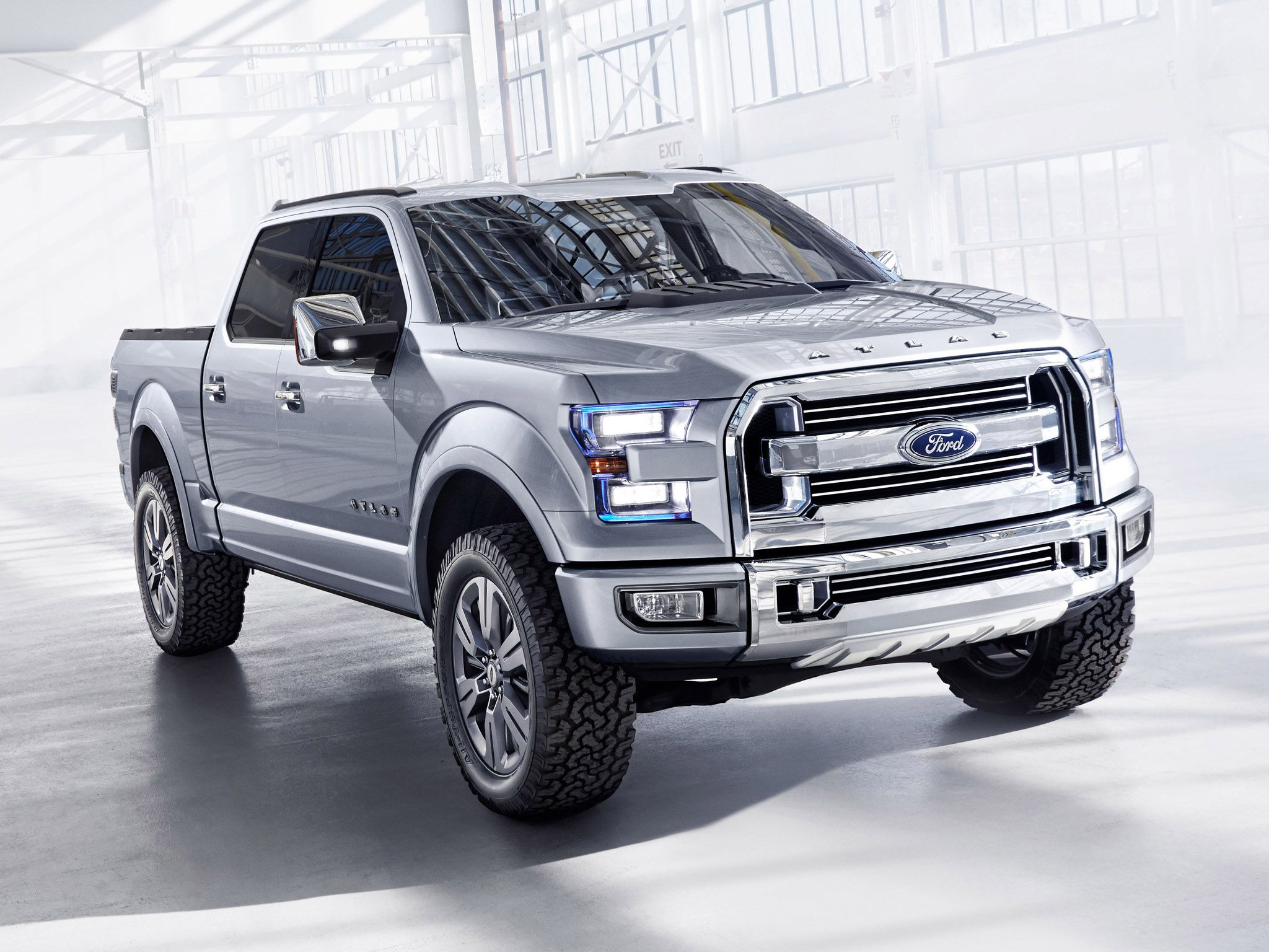 2013 Ford Atlas Concept truck wallpaper 2048x1536