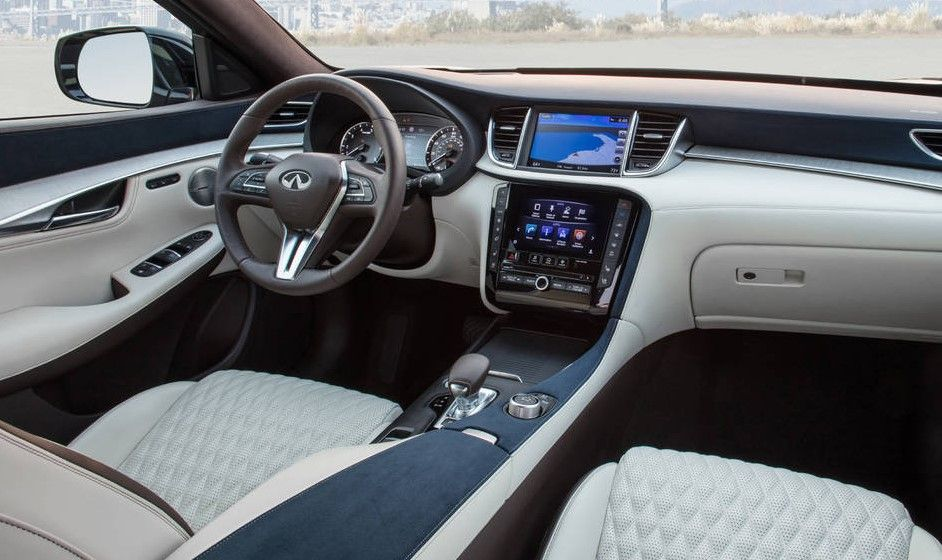 2020 Infiniti Qx50 Interior Infiniti New Cars Best New Cars