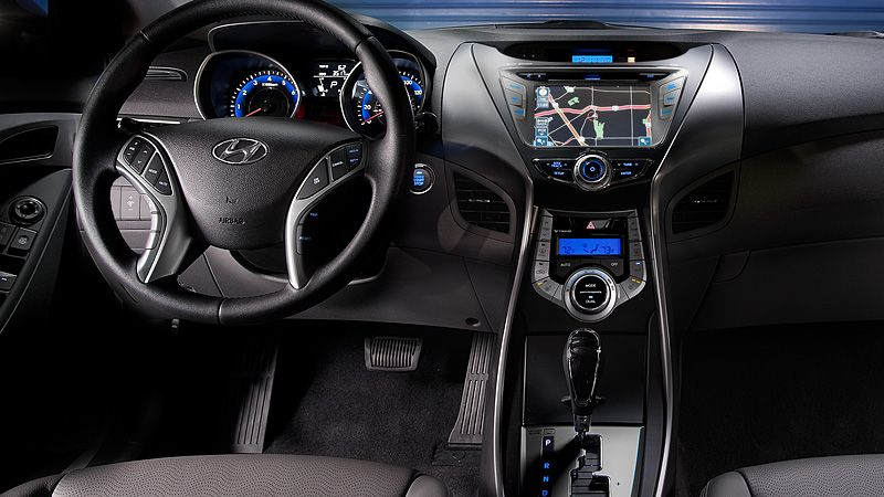 2013 Elantra Coupe Modern Sophisticated Interior Elantra Hyundai Elantra Elantra Car