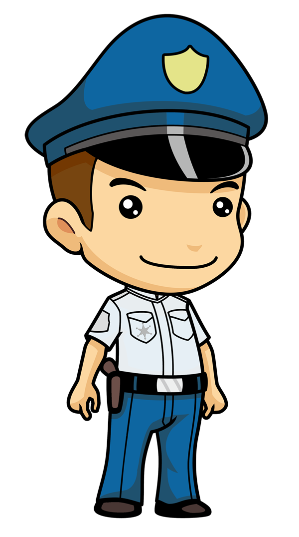Coloring Police Policeman Car Book Officer Cartoon Cartoon Police Art Cartoon Clip Art