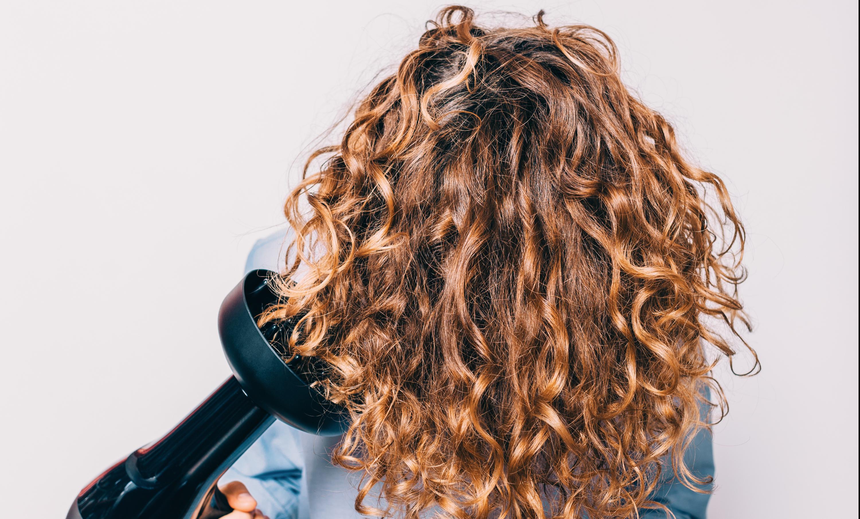 Air Drying Vs Diffusing Hair Diffuser Dry Curls Diffuser Curls