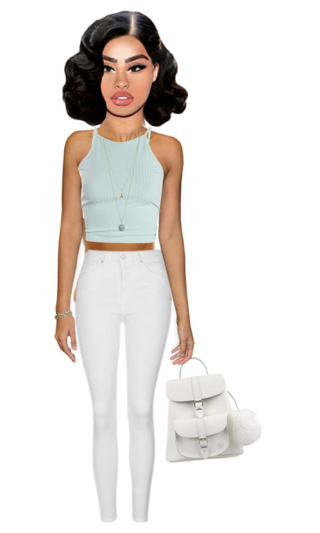 """""""Untitled #37"""" by california347 on Polyvore featuring Grafea, Topshop and Dorothy Perkins"""