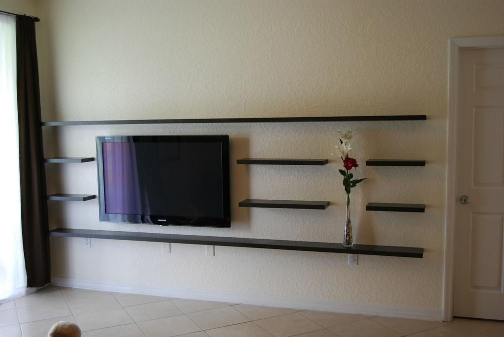 Hanging an LCD TV... where does everything else go? - NeoGAF