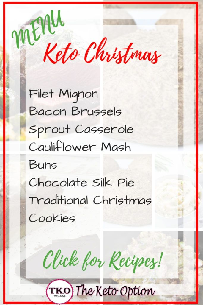 Easy Keto Christmas Dinner