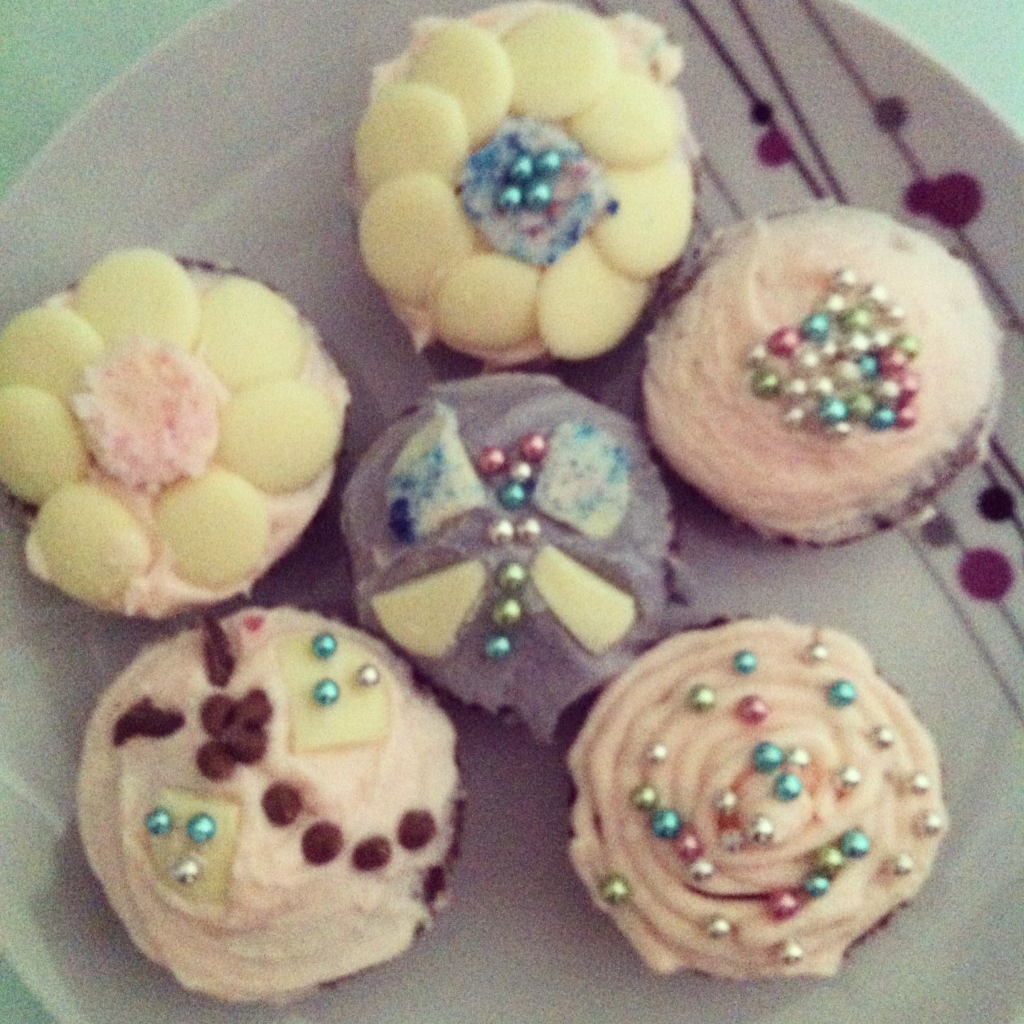Cupcakes !! So yummy :)