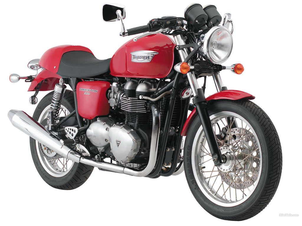 Triumph Thruxton Motocycles Motorcycle Cars Motorcycles