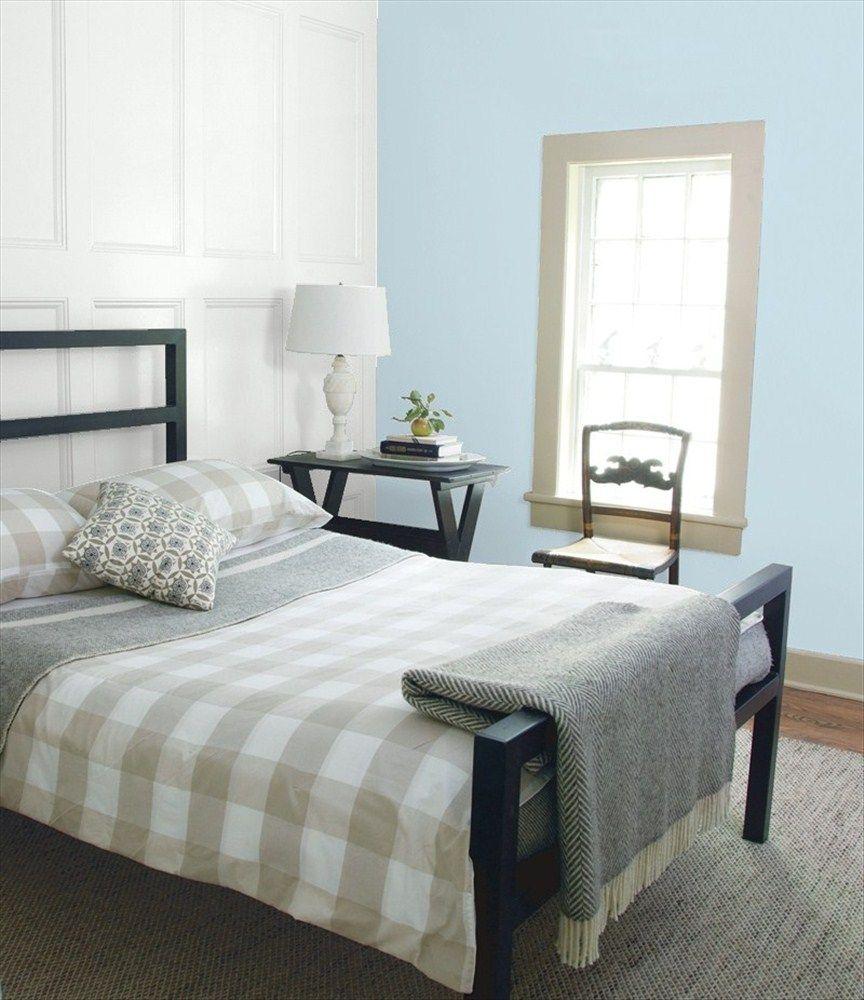 Breath Of Fresh Air By Benjamin Moore Blue Color Paint Bedroom Colors Grey Bedroom Paint Benjamin Moore Bedroom