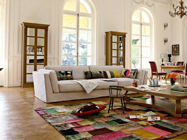 Wohnzimmer einrichten beispiele  Wohnzimmer einrichten - Beispiele, die sehenswert sind | Wohnzimmer ...