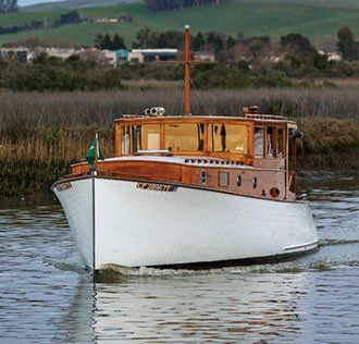 Woodenboat magazine woodenboat small boats motorboats for Small boat motor repair