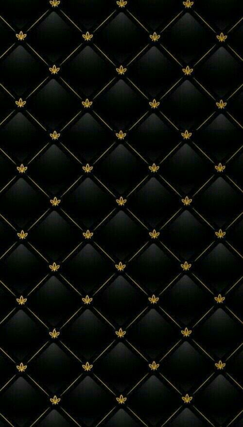 Black Gold Fashion Phone Wallpaper Gold Wallpaper Black