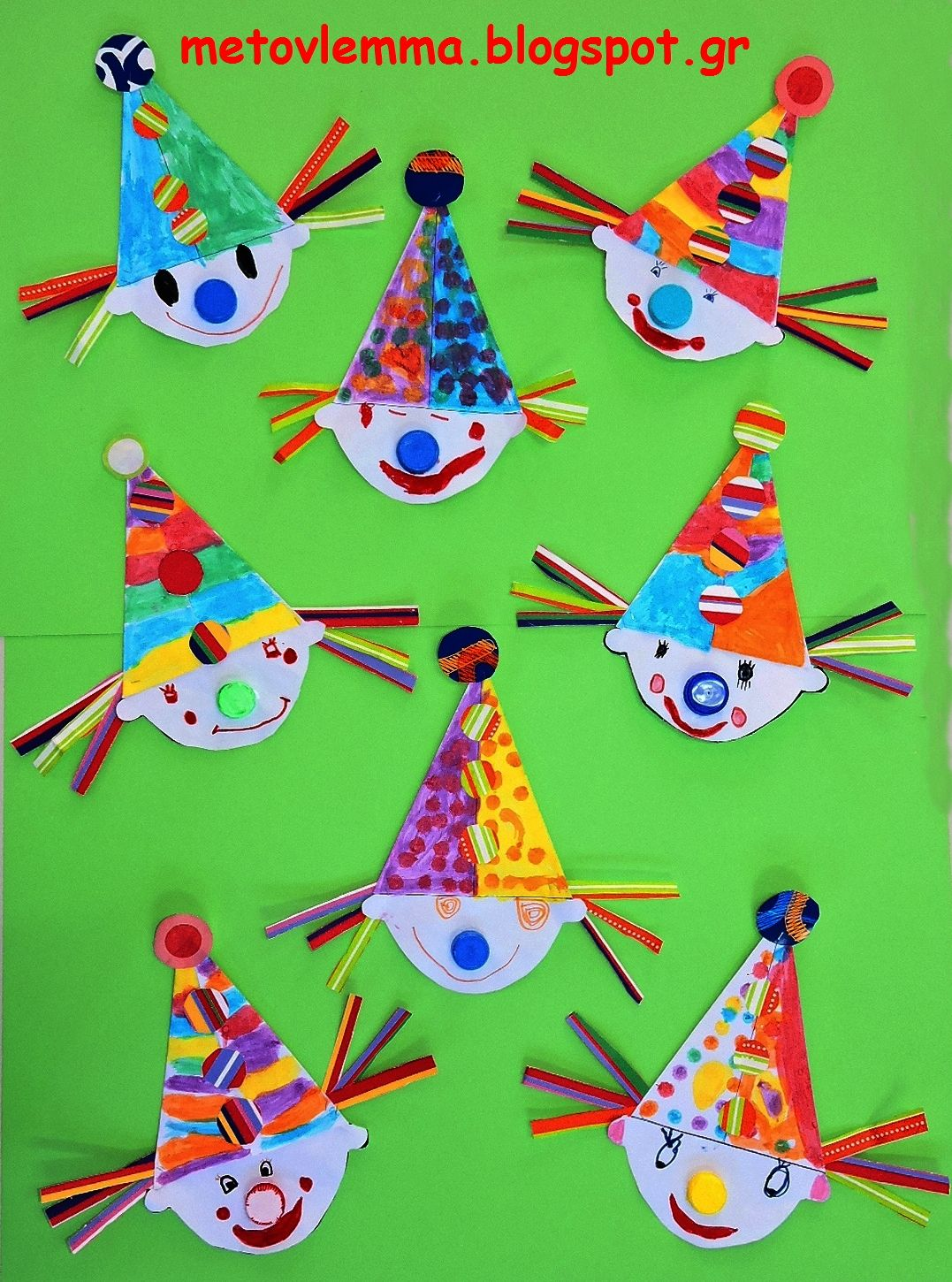 Pin By On Children Art Activities
