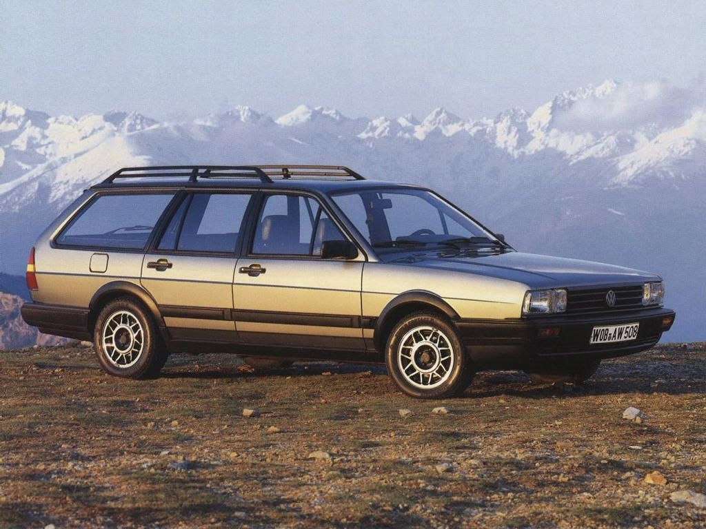 Volkswagen passat variant b2 a u t o pinterest for Garage volkswagen 94 creteil