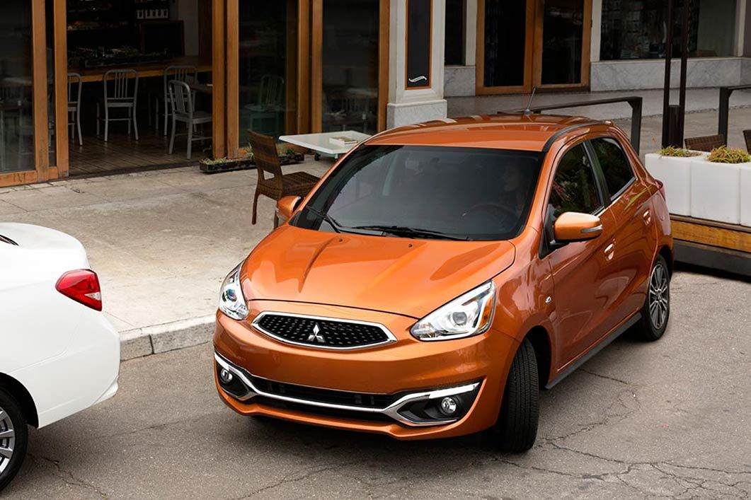 Explore The 2020 Mitsubishi Mirage America S Most Fuel Efficient Non Hybrid Compact Car Complete With A Limited 10 Years 100 000 Mile Mitsubishi Warranty