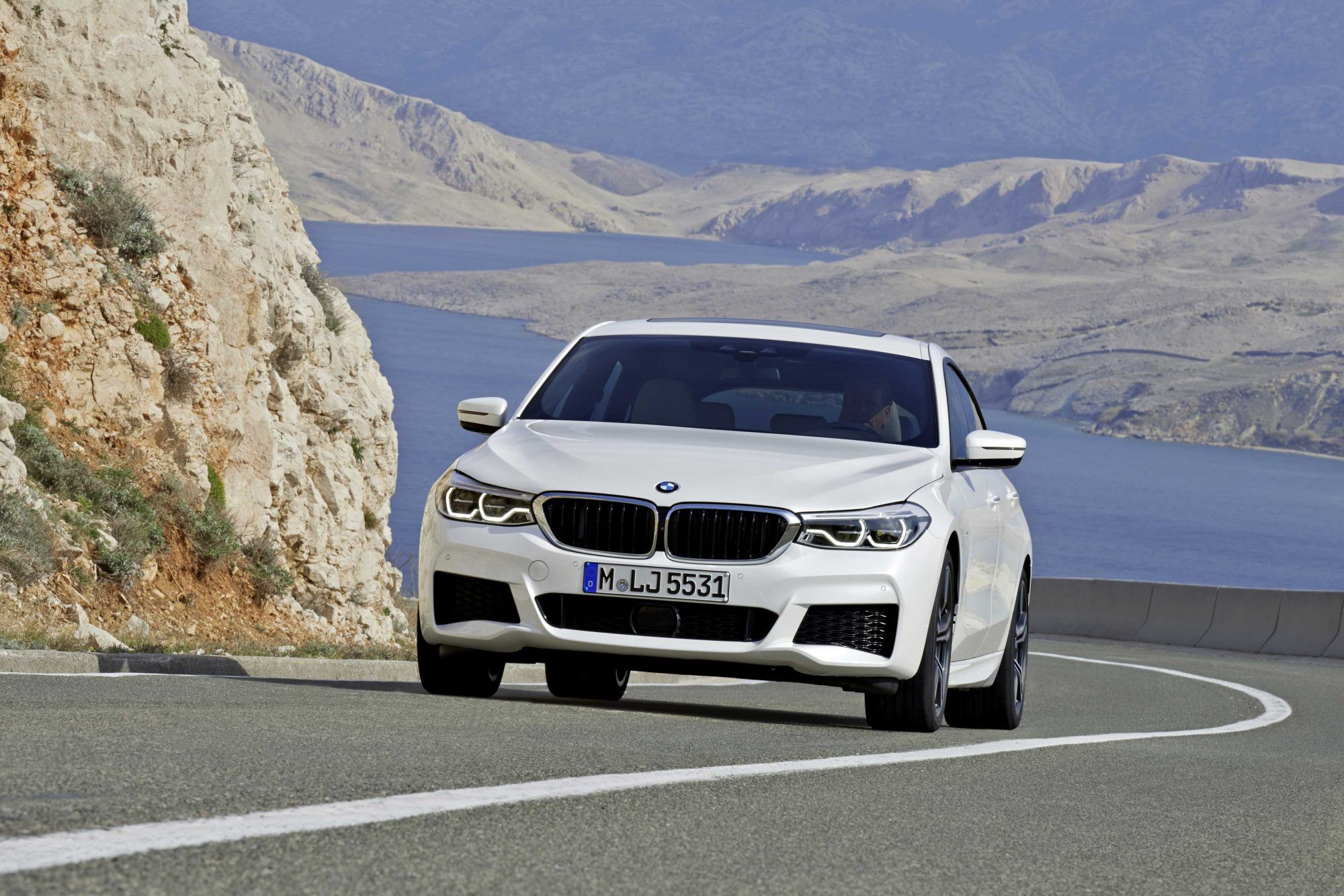Do Not Call It Serial 5 Gt The Bmw 6 Series Gt With Images