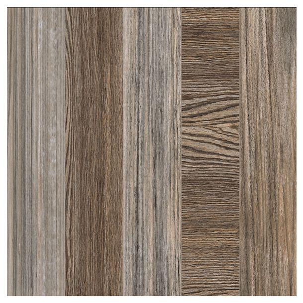 Loseta cer mica esmaltada en color gris a rayas medida 45 for Pisos de ceramica para interiores