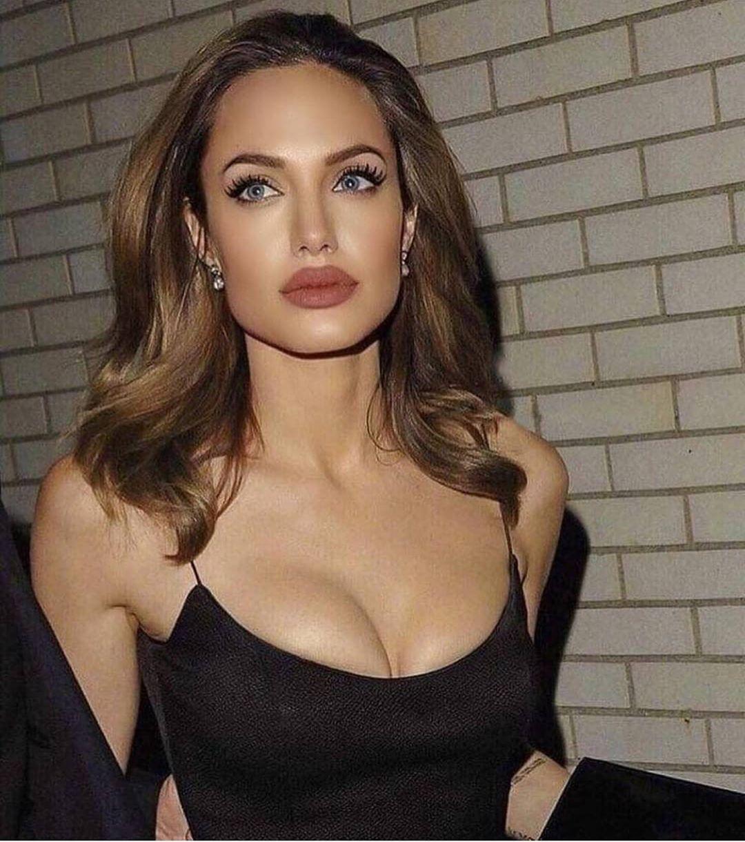 17+ Angelina jolie coiffure inspiration