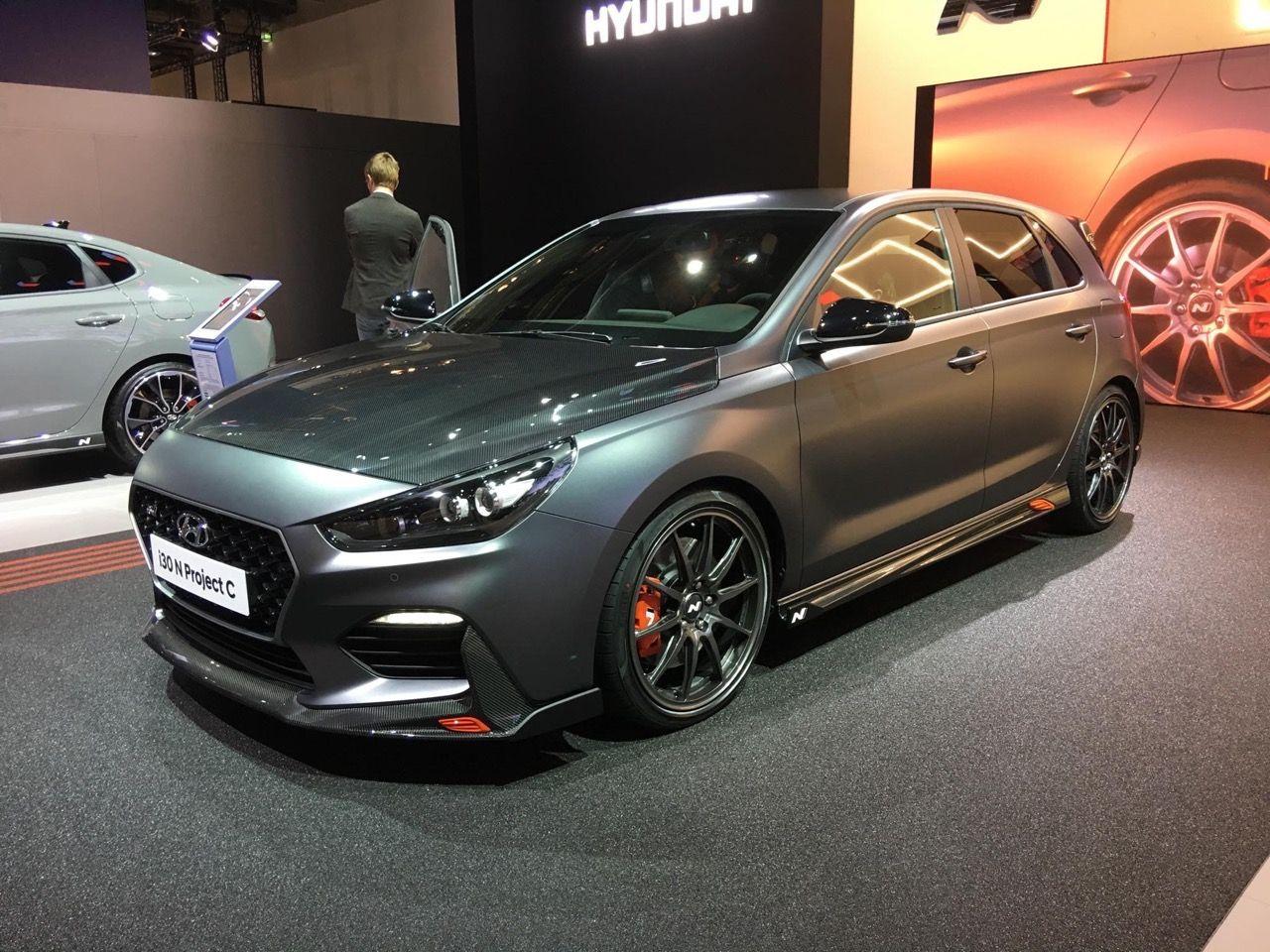 2019 Hyundai I30 N Project C 2019 Hyundai I30 N Project C