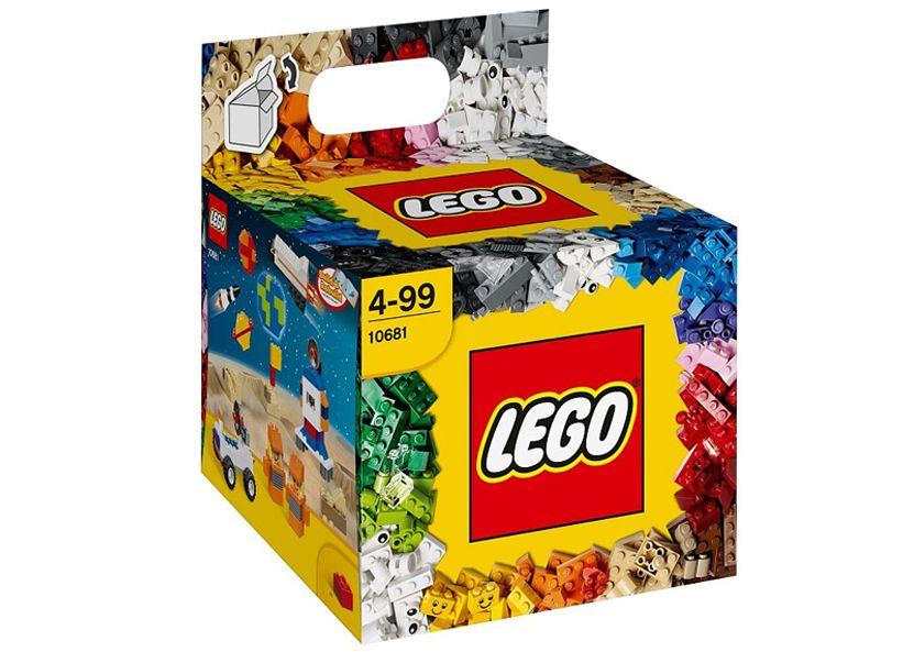 #CadouriDeIepuras, Cub creativ de constructie LEGO (10681)