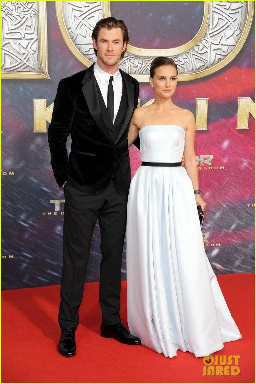 Natalie Portman & Chris Hemsworth: 'Thor' Berlin Premiere