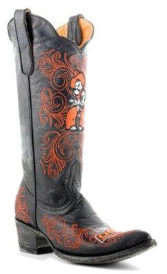 Gameday Oklahoma State Mens Cowboys Boots Cowboy boots  Cowboy boots
