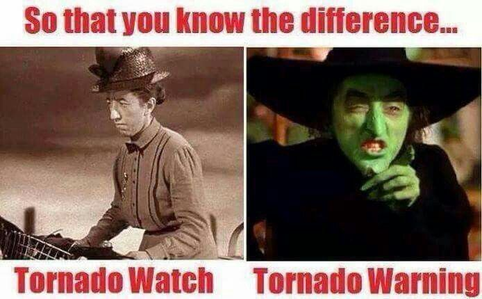 Pin By Gd On Humor Me Weather Memes Tornado Watch Wizard Of Oz Memes