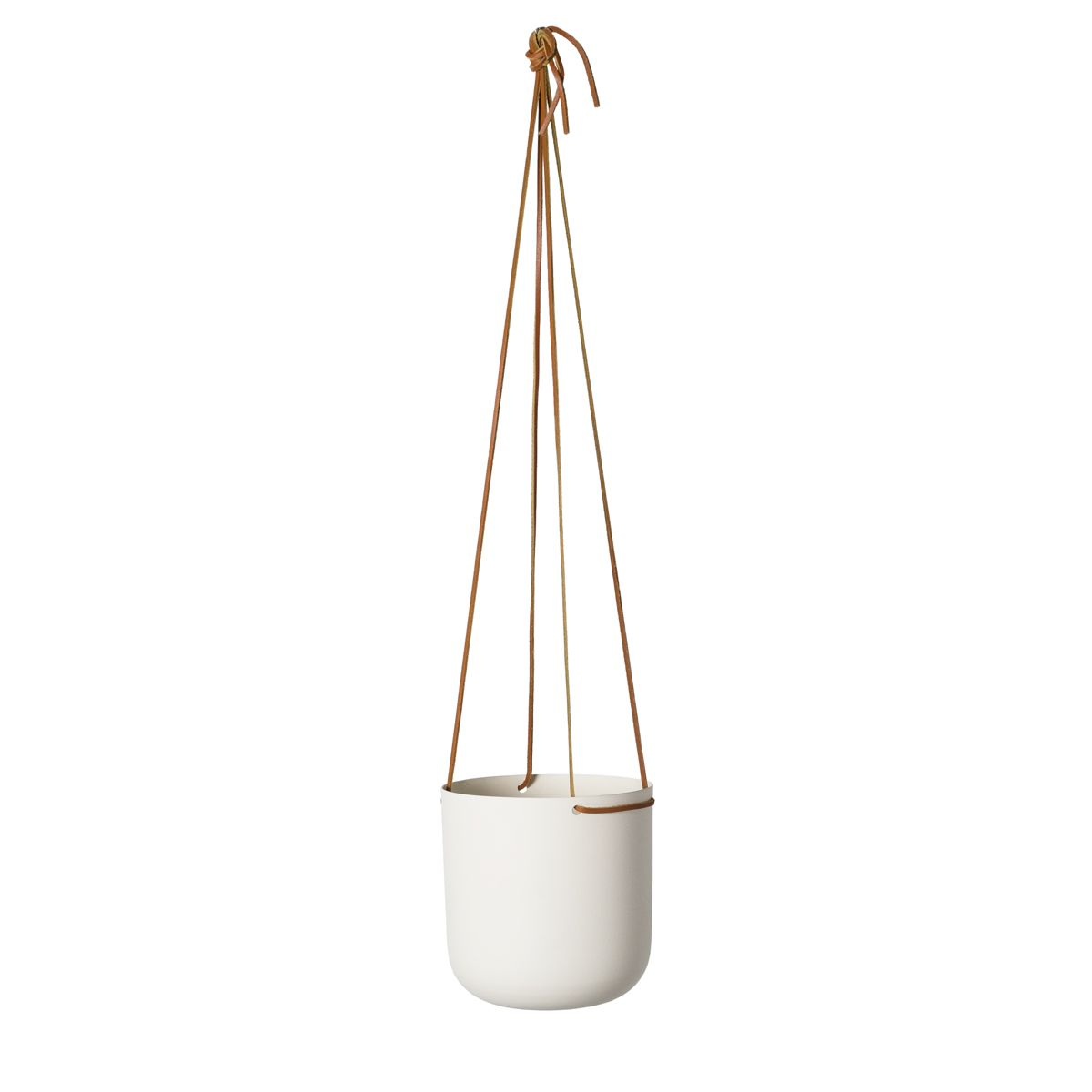 Hanging Planter In White Designed By Lightly Australia Hanging Planters Planters Hanging
