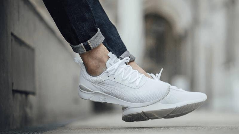 Favorite Store ASICS GEL-Lyte Runner White for Men