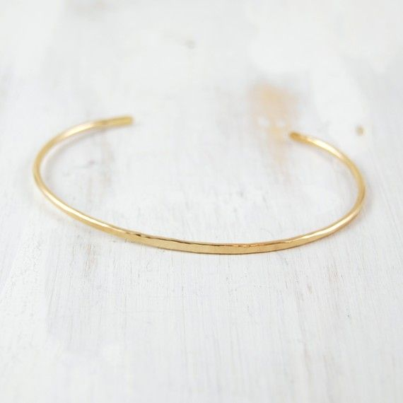 Simple Gold Bangle From Fail