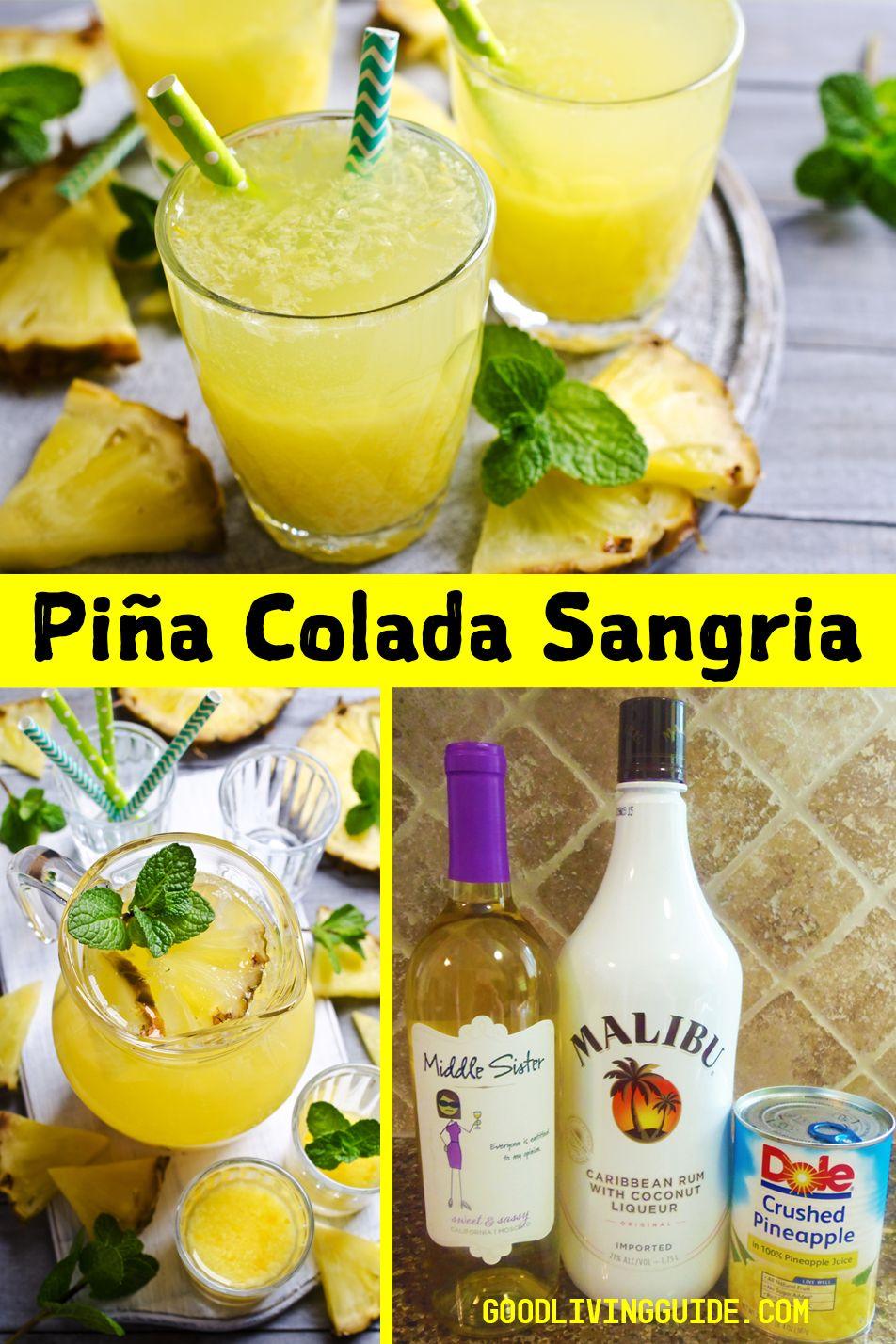 PIÑA COLADA SANGRIA