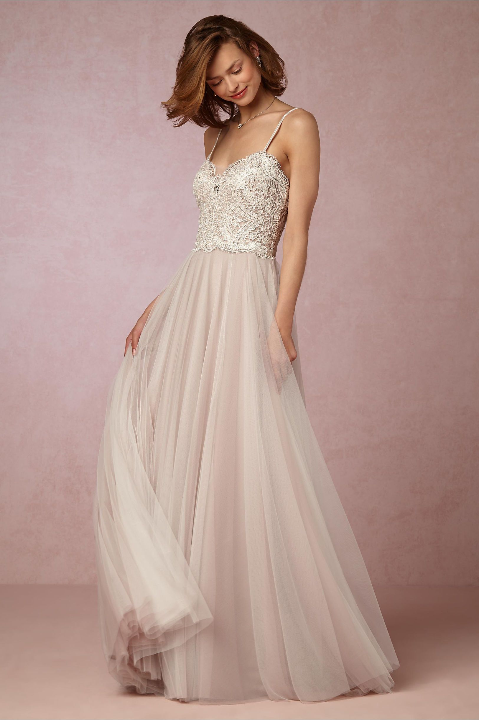 BHLDN Nina Gown in Sale Wedding Dresses  BHLDN  Wedding dresses