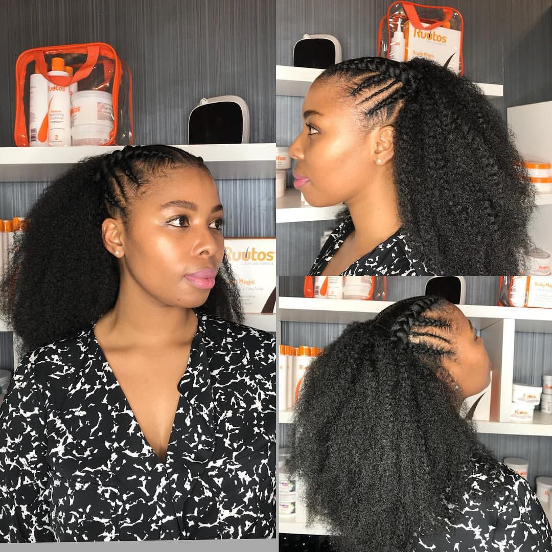 Natural hair styling Ruutos Jhb (With images) Natural