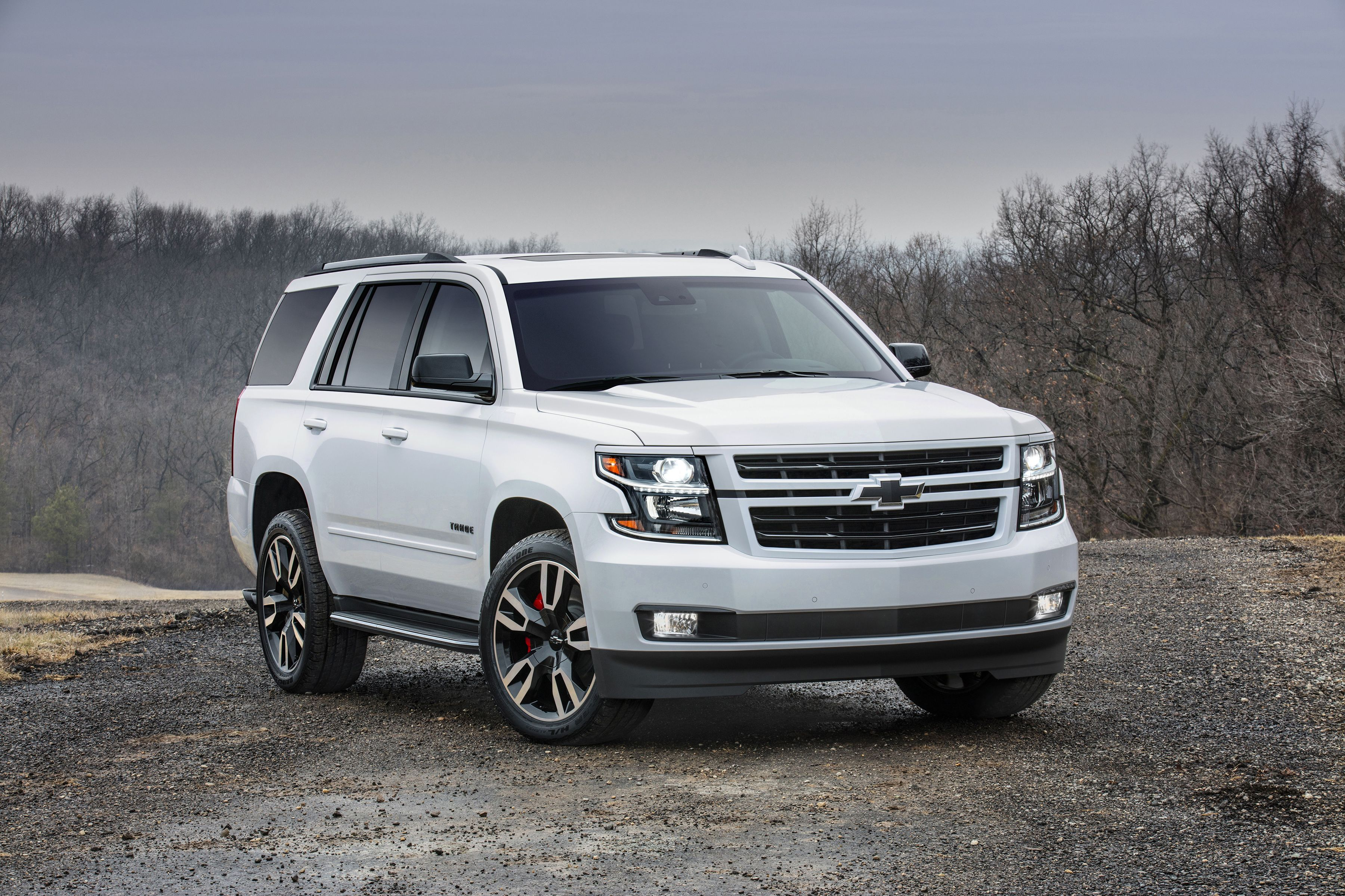 2018 Chevrolet Tahoe Rst With Images Chevrolet Tahoe