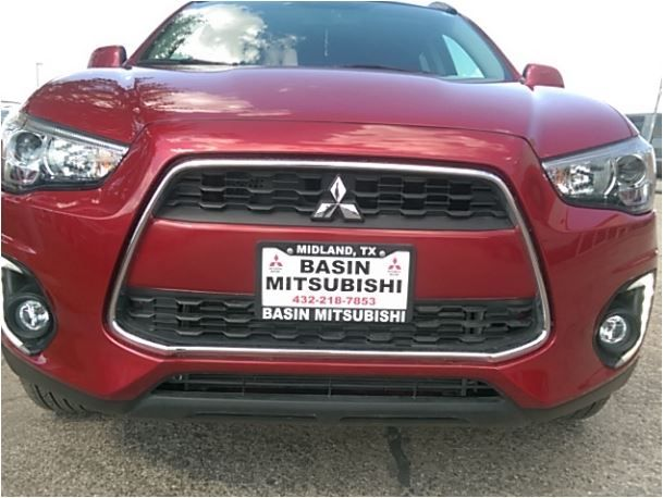 2015 Mitsubishi Outlander Sport Se Suv For Sale In Midland Tx