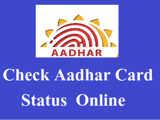 The Enrolment Slip You Got At The Time Of Aadhaar Enrolment Is Used To Check The Status Of Aadhaar You Can Track The Aadhaar Status E Aadhar Card Cards Status