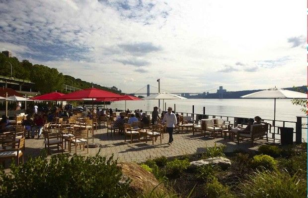 La Marina NYC - might not be the best for Dec, but def want to check out sometime - looks cool!