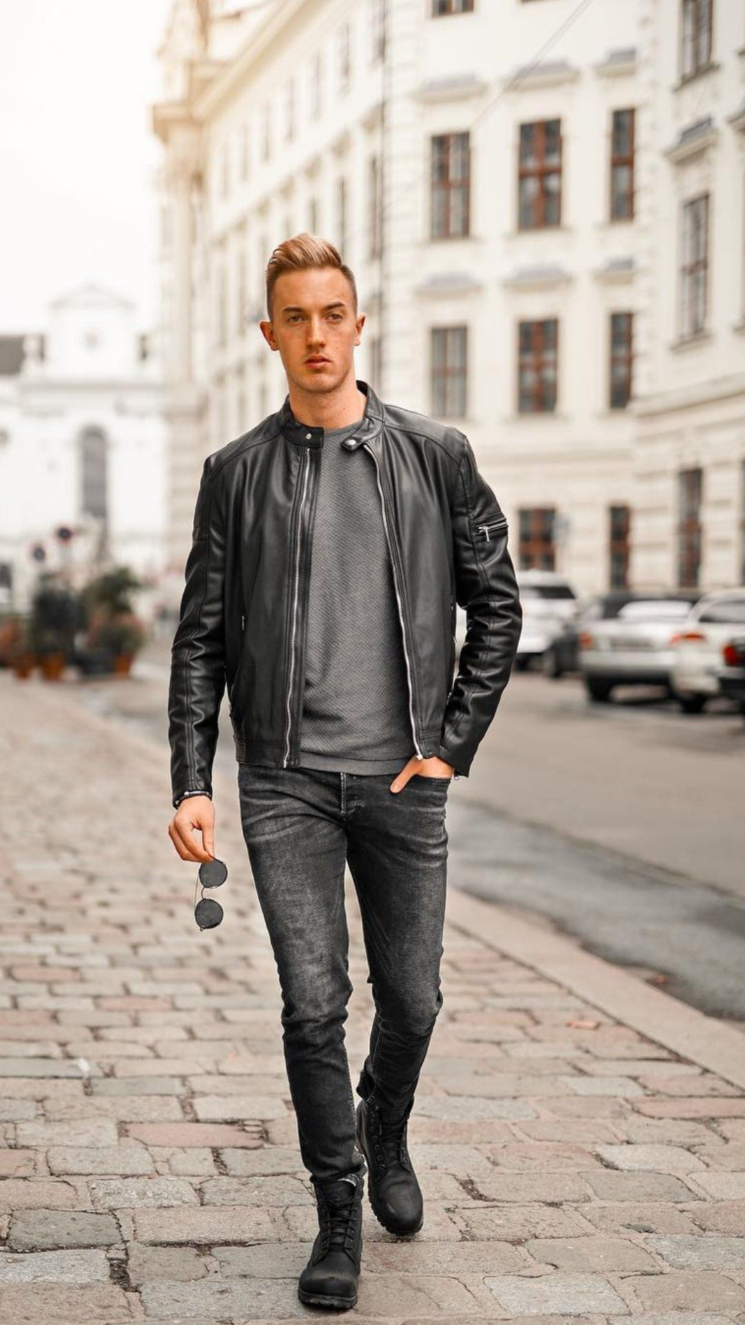 Outfit Ideas To Bring Your Leather Jacket Back To Life With