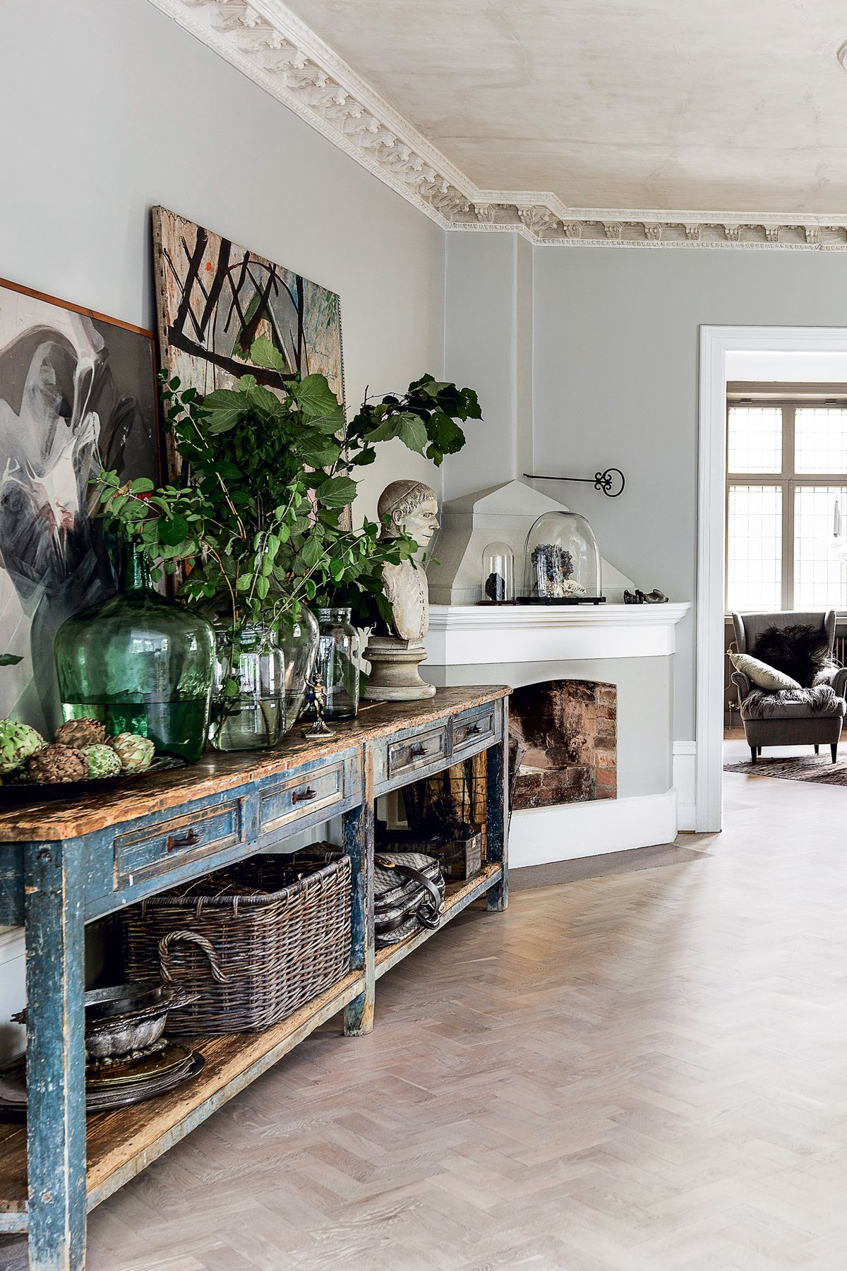 This Stunning Family Home Is A Little Bit Rustic, A