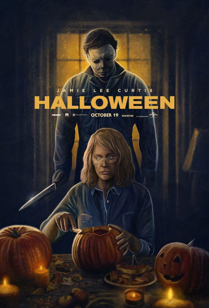 HALLOWEEN 2018 Entry 1 Horror movie icons, Halloween