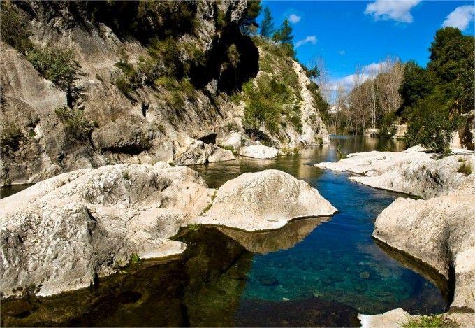 Piscina natural pou clar de ontinyent lugares que for Piscinas naturales sevilla
