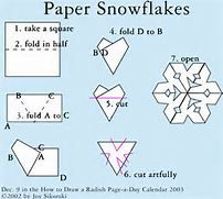 paper snowflake designs