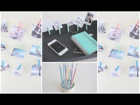 Diy Kamer Decoratie : Life hacks videos : ♡ diy kamer decoratie ♡ https: diyloop.com