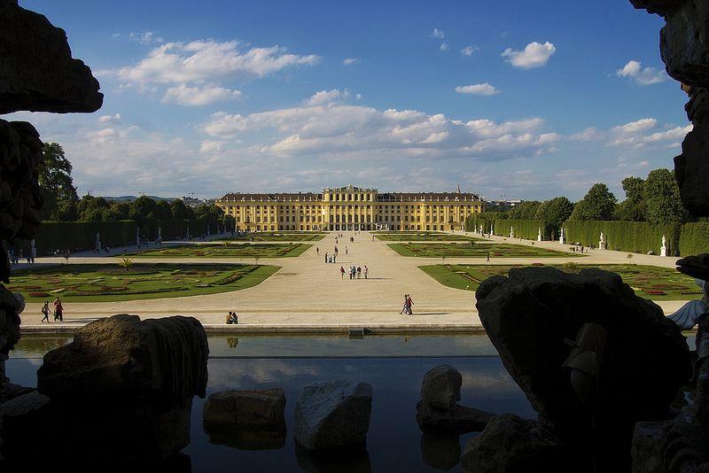 Schloss Schönbrunn - Vienna