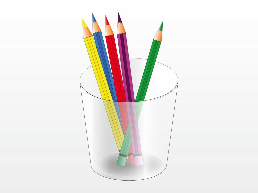 color pencil art yahoo image search results color pencil art rh pinterest com coloured pencils clipart free colored pencil clipart