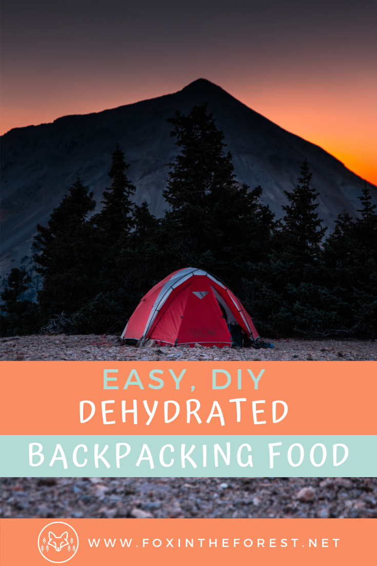 Step Up Your Trail Grub DIY Backpacking Meals and More  How to make your own backpacking meals Easy DIY backpacking meals How to dehydrate your own backp
