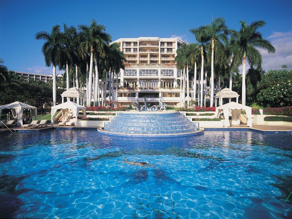 Grand Wailea Waldorf Astoria Maui Hawaii United States