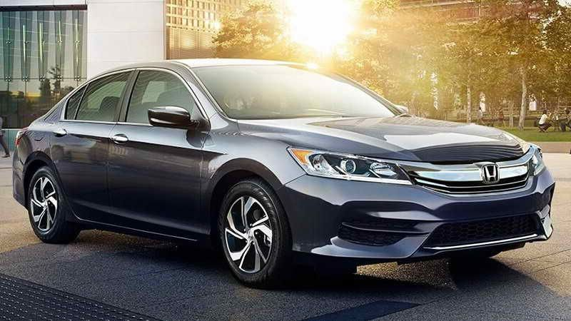 2017 Honda Accord Horsepower