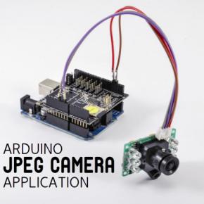 how to make a spy camera with arduino